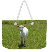 Kid Goat Weekender Tote Bag