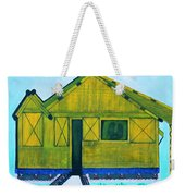 Kiddie House Weekender Tote Bag