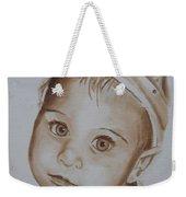 Kids In Hats - Isabella Weekender Tote Bag