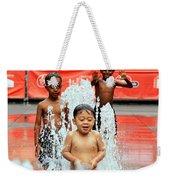 Kids Summer Fun Weekender Tote Bag