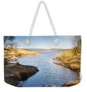 Kielder Water Inlet Weekender Tote Bag