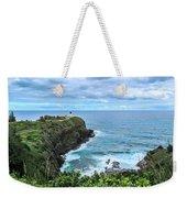 Kilauea Lighthouse Weekender Tote Bag