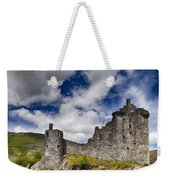 Kilchurn Castle Scotland Weekender Tote Bag