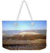 Kilimanjaro Weekender Tote Bag