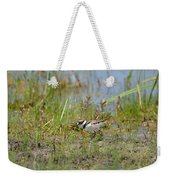Killdeer Hatchling Weekender Tote Bag