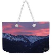 Killian's Sunrise Weekender Tote Bag
