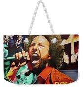 Zack De La Rocha-killing In The Name  Weekender Tote Bag