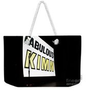 Kimn Radio Denver Colorado Weekender Tote Bag