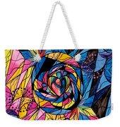 Kindred Soul Weekender Tote Bag by Teal Eye  Print Store