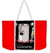 Kinemortophobia Weekender Tote Bag