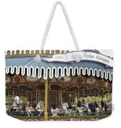King Arthur Carrousel Fantasyland Disneyland Weekender Tote Bag
