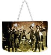 King Carter Jazzing Orchestra Weekender Tote Bag
