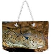 King Cobra Weekender Tote Bag