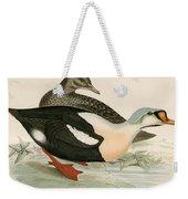 King Duck Weekender Tote Bag