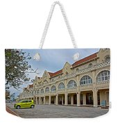 King Edward Hotel In Port Elizabeth-south Africa Weekender Tote Bag