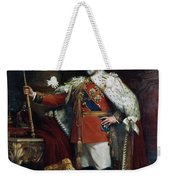 King Edward Vii Of England (1841-1910) Weekender Tote Bag