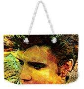 King Elvis Weekender Tote Bag