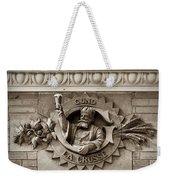 King Gambrinus Weekender Tote Bag