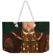 King Henry Viii Weekender Tote Bag