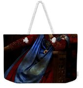 King John Ponders The Magna Carta Weekender Tote Bag