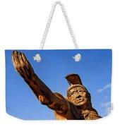 King Kamehameha Weekender Tote Bag