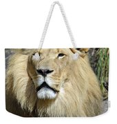 King Of Beasts Weekender Tote Bag