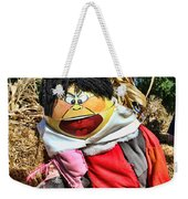 King Of Hearts Scarecrow By Diana Sainz Weekender Tote Bag