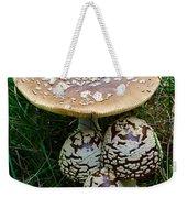 King Of Sweden Amanita Weekender Tote Bag