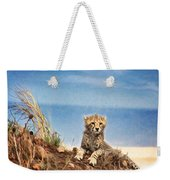 King Of The Hill Weekender Tote Bag