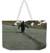 King Penguin Weekender Tote Bag