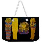 King Tut Weekender Tote Bag