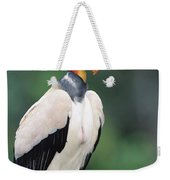 King Vulture In Breeding Colors Weekender Tote Bag