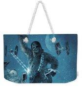 King Wookiee Weekender Tote Bag