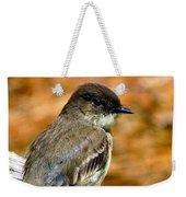 Kingbird Chillin Weekender Tote Bag