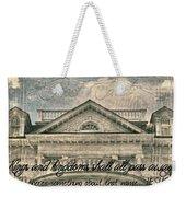 Kings And Kingdoms Weekender Tote Bag