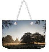 King's At Dawn Weekender Tote Bag