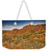 Kings Canyon-the Rim V2 Weekender Tote Bag