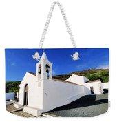 Kings' Chapel On Hierro Weekender Tote Bag