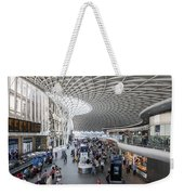 Kings Cross Station Weekender Tote Bag