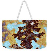 Kings River Canyon Colorized Weekender Tote Bag