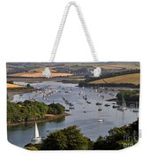 Kingsbridge Estuary Devon Weekender Tote Bag