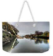 Kingsbridge Reflections  Weekender Tote Bag