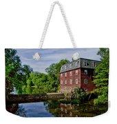 Kingston Mill Near Princeton New Jersey Weekender Tote Bag