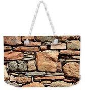 Kinishba Masonry Weekender Tote Bag