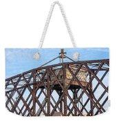 Kinnickinnic River Swing Bridge  4 Weekender Tote Bag