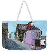 Kinsale Corner Shop Weekender Tote Bag