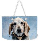 Kippy Beagle Senior And Best Dog Ever Weekender Tote Bag