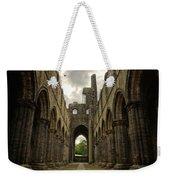 Kirkstall Abbey Weekender Tote Bag