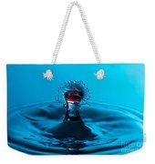 Kiss Me Splash Weekender Tote Bag