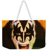 Kiss The Demon Weekender Tote Bag